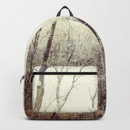 Winter Woods #1 Backpack