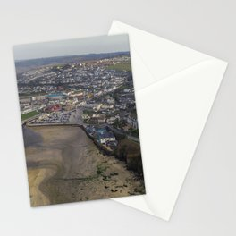 Perranporth Beach Stationery Cards