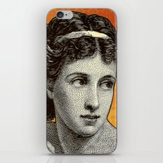 Seductress Orange iPhone Skin
