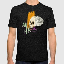AHHHHHHR IT'S A SKULL (ACTUALLY IT'S JUST THE CRANIUM) T-shirt