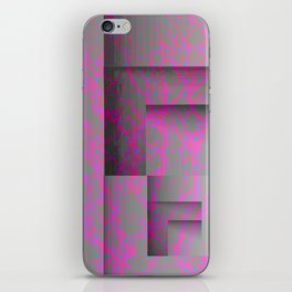 blood lines iPhone Skin