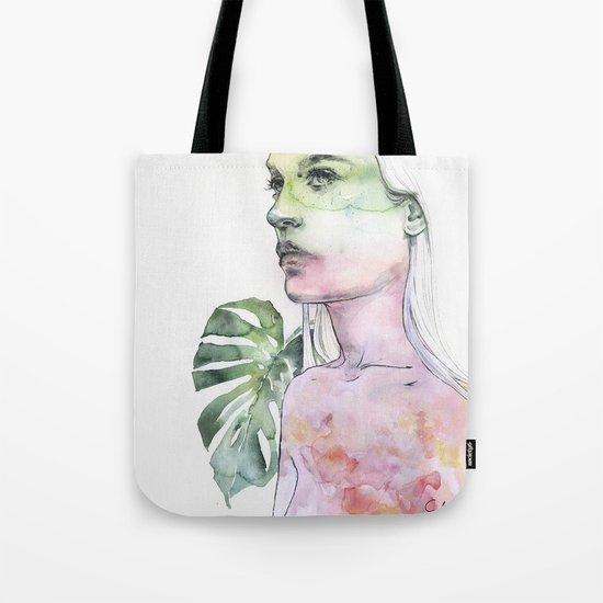 viridescent Tote Bag