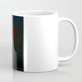 Lady in the Mask Coffee Mug