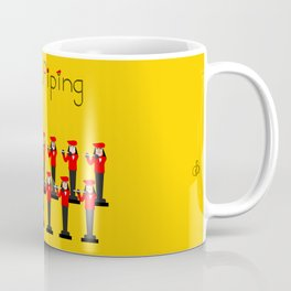12 Days Of Christmas Nutcracker Theme: Day 10 Coffee Mug
