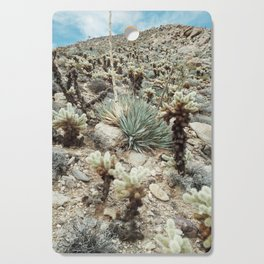Mountain Cholla Cutting Board