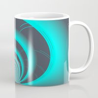 inception Mugs featuring Inception by Angela Pesic