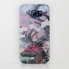Journeying Spirit (deer) sunset Slim Case Galaxy S7