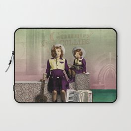 The Country Collies Laptop Sleeve