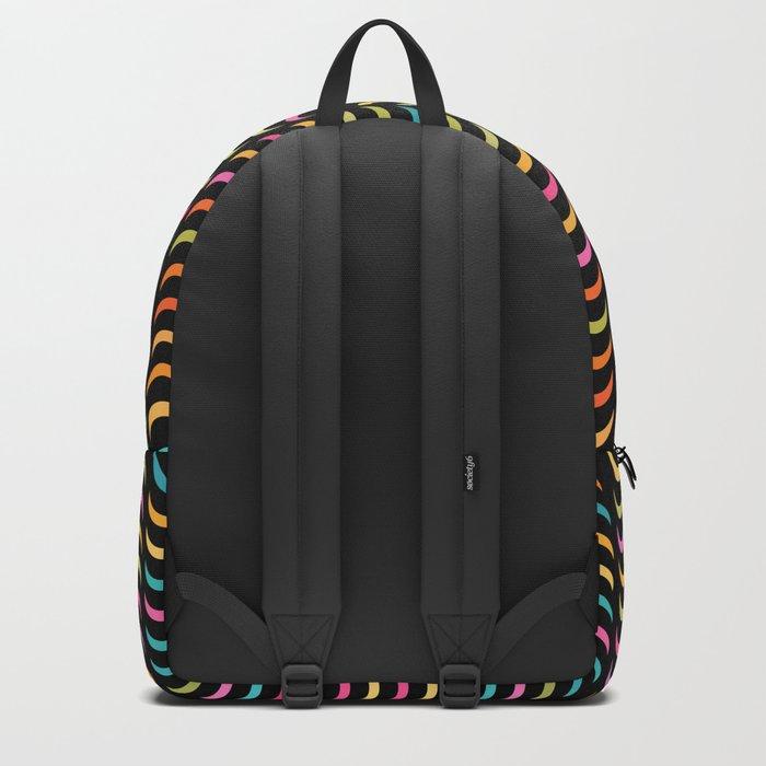Lovely geometric Pattern VVIV Backpack