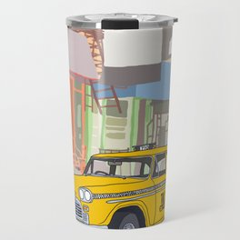 NEW YORK CAB Travel Mug
