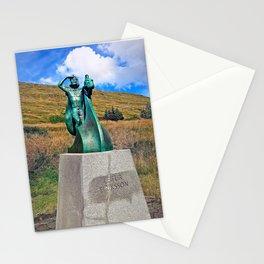 Eiríksstaðir Living Museum in West Iceland (1) Stationery Cards