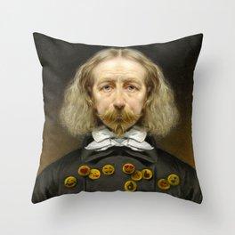 SoSo Soma (MetaPhone) Throw Pillow