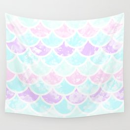 magic mermaid Wall Tapestry