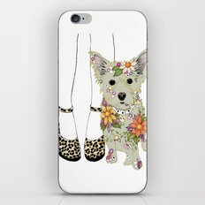 Milly and Me iPhone Skin