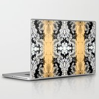 baroque Laptop & iPad Skins featuring Baroque by Monike Meurer