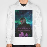 starlord Hoodies featuring Starlord by Dgrafiks