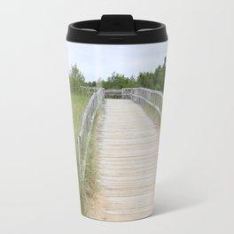 Boardwalk Sand Travel Mug