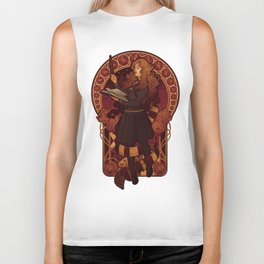 The Brightest Witch of Her Age Biker Tank