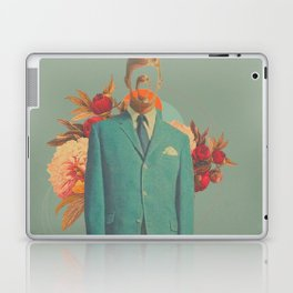 Absent Through my Adultness Laptop & iPad Skin