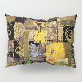 Klimt art Pillow Sham