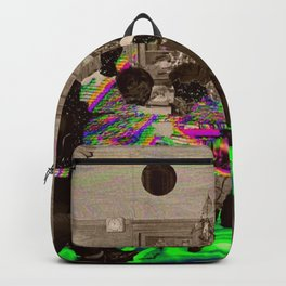 the Tempo of Bottoms up Backpack