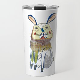Rabbits Travel Mug