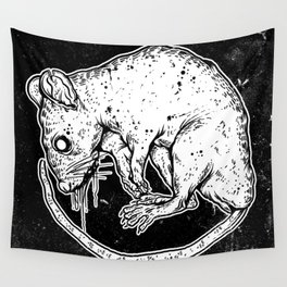 VERMIN  Wall Tapestry