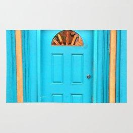 Santa Fe Turquoise Rug