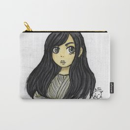 Princess-like Carry-All Pouch