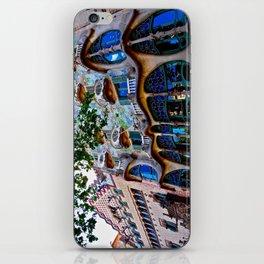Casa Batllo: Barcelona, Spain iPhone Skin