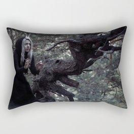Forest hag Rectangular Pillow