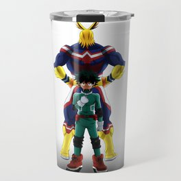 PLUS ULTRA All Might My Hero Academia Boku no Hero Academia Travel Mug