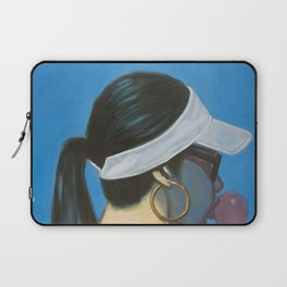 A gap in the clouds Laptop Sleeve