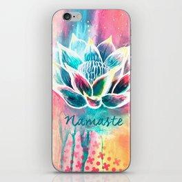 Namaste iPhone Skin
