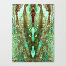 mirror 9 Canvas Print