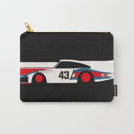 Moby Dick - Vintage Porsche 935/70 Le Mans Race Car Carry-All Pouch