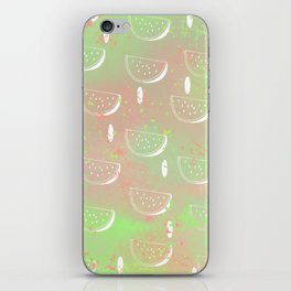 Melon Mania iPhone Skin