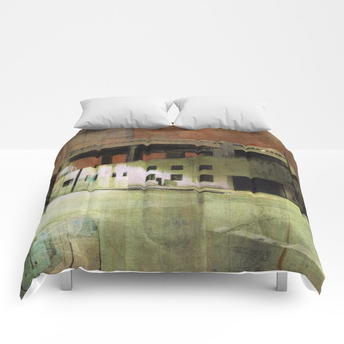 Double Bypass Comforters