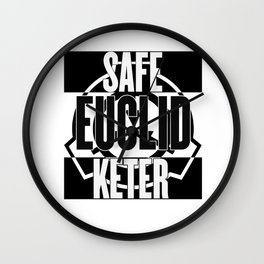 SCP: Safe, Euclid, Keter. Wall Clock