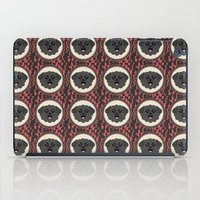poodle iPad Cases featuring Poodle Badge by Marina