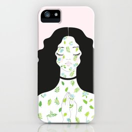 loving intentions iPhone Case