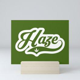 Haze Cloud Mini Art Print