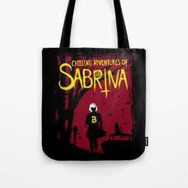 Chilling Adventures Of Sabrina Tote Bag