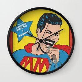 Mercuryman Wall Clock