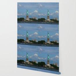 Lady Liberty Wallpaper