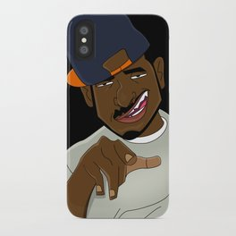 Is That You Dyshawn Poster iPhone Case
