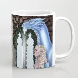 Two Dragons Coffee Mug