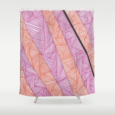 Habits 2 Shower Curtain