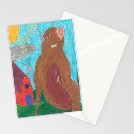 Big Bull Stationery Cards