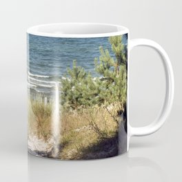 Sand Dune on the Isle of Ruegen Coffee Mug